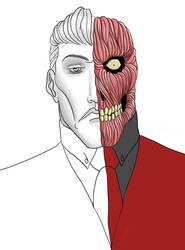 Two Face by Secret-Original