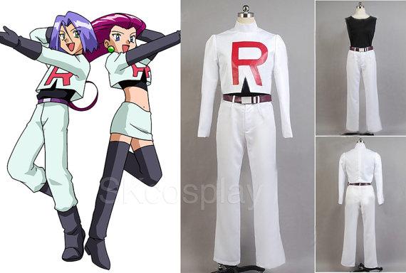 pokemon team rakete james cosplay