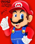 Super Mario - Odyssey Style