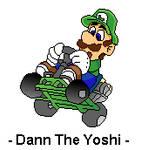 Super Mario Kart - Luigi