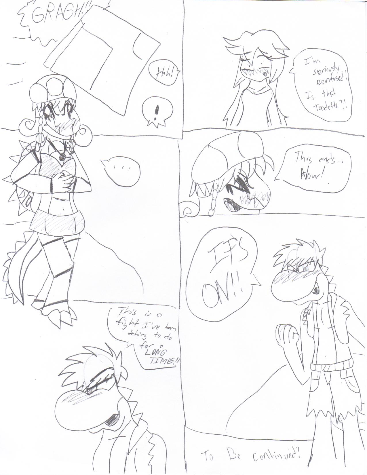 Toadette Vs. Yoshi - Pg.3
