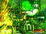 Yoshi Strikers Wallpaper