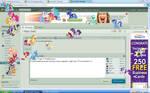 Desktop Ponies