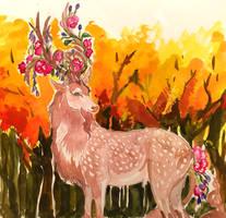 Autumn Flora by Nettleurgy