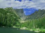 Hallet Peak from Dream Lake