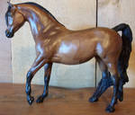 Commission Bay Arabian mare