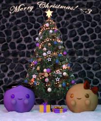 Merry Christmas dA