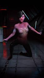 Alien - WIP by silverhammer