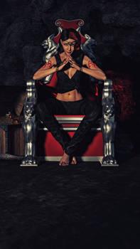Sayda - Pirate Queen (WIP)