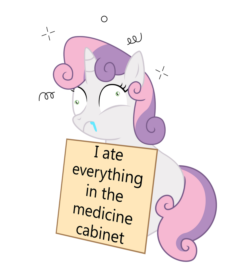 Sweetie Shaming by VincenttheCrow