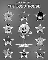 1930s Loud House by VincenttheCrow