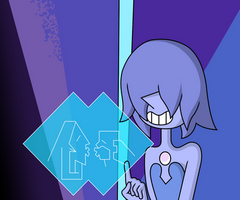 The Blue Shipper by VincenttheCrow