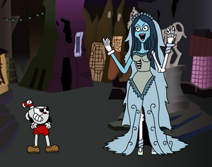 Cuphead in ''Death Do Us Part''