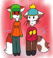 Furry Kyman by EviieRose