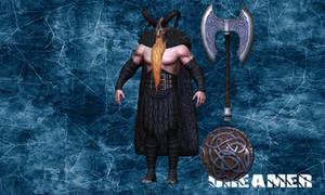 Ares (Fallen Olympian)