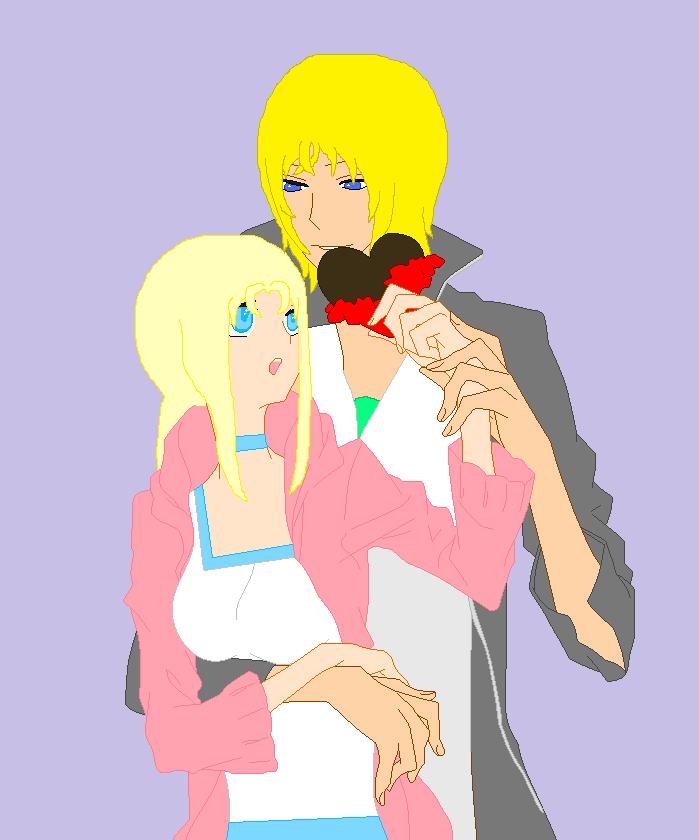 Mithostar IRL: Miyuki and Yuri by darkangel1008