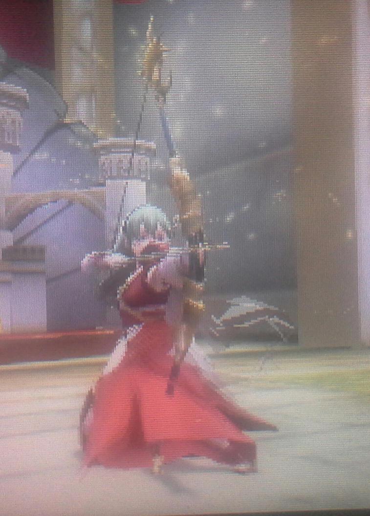 Priestess Sakuya by darkangel1008
