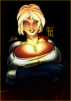 Power Girl birthday wishes