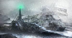 Arctic Surveillance by nixuboy