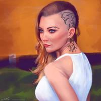 Natalie by nixuboy