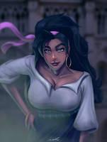 Esmeralda by nixuboy