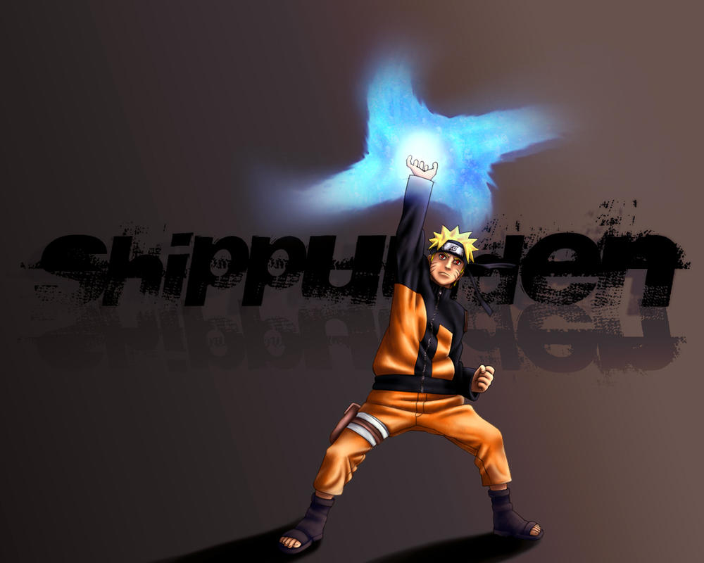 Naruto Shippuuden by nixuboy