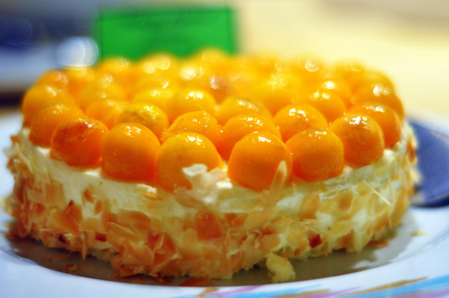 how to make mango cream cake