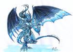Tayarbik In Second Ice Armor by Enigmatic-Ki