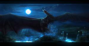 Darkness Falls by Enigmatic-Ki