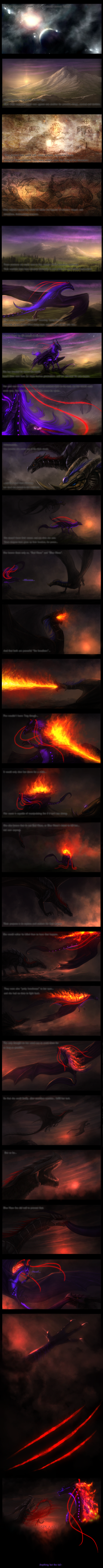 Lost Dragons: Prologue Part 1 by Enigmatic-Ki