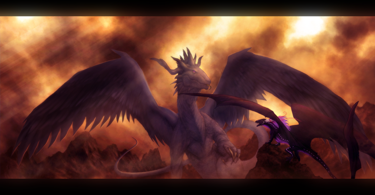 Speedpainting: Divinity by Enigmatic-Ki