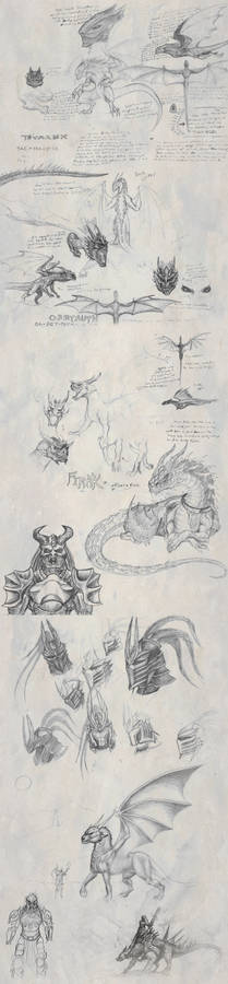 Lost Dragons