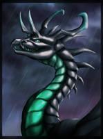 Corvid Dragon