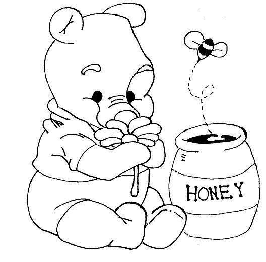 pooh bear by IDREAMNIGHTMARES on DeviantArt