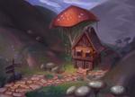 Mushrooms by mariaskoll