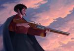 Lady Eboshi by mariaskoll