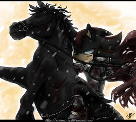 Battle of the Last Life by kalisami