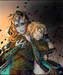 LoZ: At Least one Last Hug