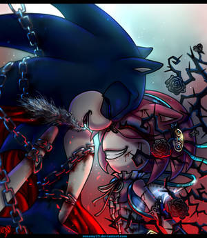 Sonic TH: Near and Far by kalisami