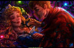 That Disney's Moment: The Sleepy Beauty by kalisami
