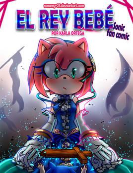 Sonic COMIC: El rey Bebe
