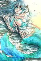 Mermaid- Don't leave me by kalisami