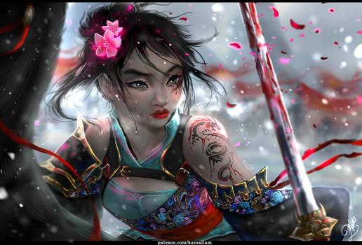 Mulan's War
