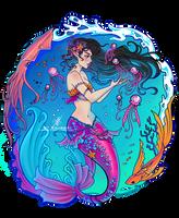 Mermaid by kalisami