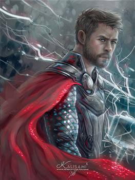 Thor- Raffle Prize!