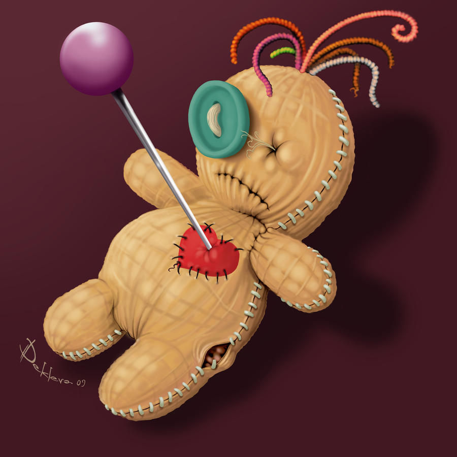 voodoo doll by klori on deviantart