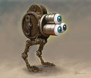 SteampunkCam by klori