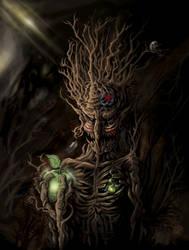Treeman by klori