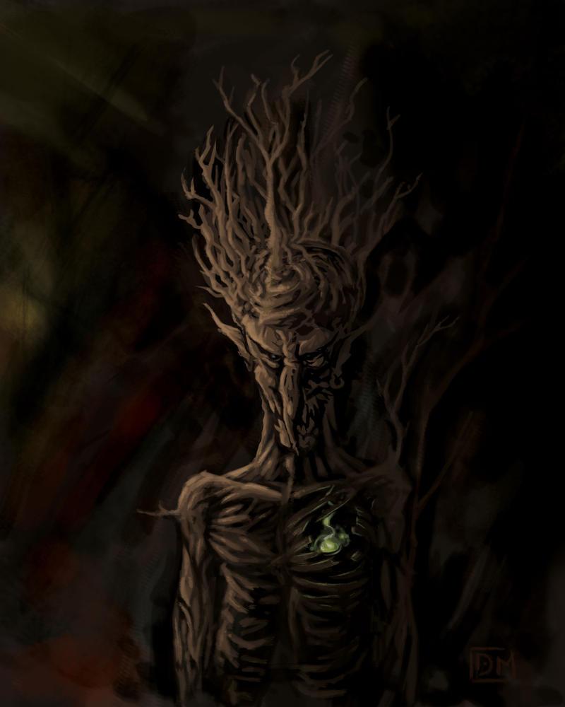 Treeman 2 by klori