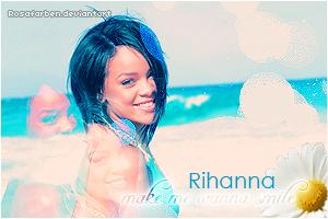 Rihanna by Rosafarben